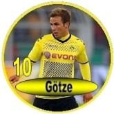 Borussia Dormunt 1 muestra