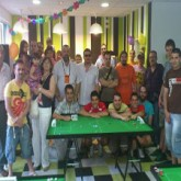 Inauguracion de Futbol Chapas Store