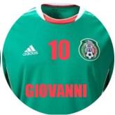 muestra MEXICO CONFE CUP