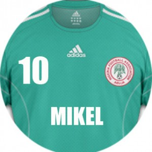 muestra NIGERIA CONFE CUP